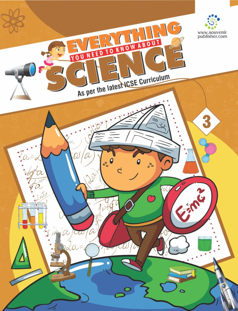 ICSE Everything Science